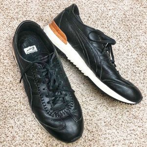 Onitsuka Tiger Leather Shoes